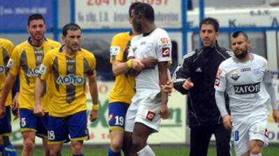 «Καμία θέση στο ελληνικό ποδόσφαιρο ο Φουρτάδο»