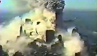 Σπάνιο βίντεο από την πτώση των Πύργων!