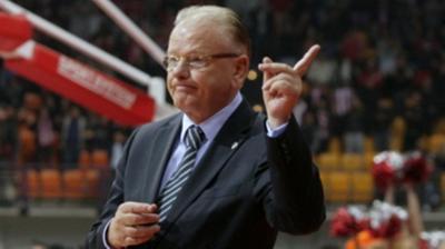 Ίβκοβιτς: «Θα ήμουν ευχαριστημένος και με ένα πόντο διαφορά»
