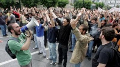 Απέκλεισαν την εθνική οδό οι φοιτητές στο Αγρίνιο!