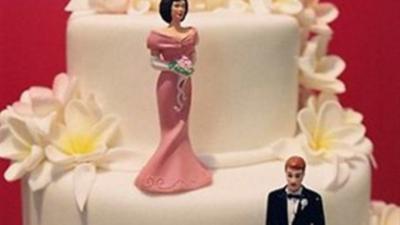 Έδειρε τη σύζυγό του την ημέρα του γάμου τους