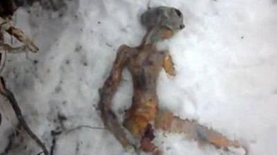 Βρέθηκε πτώμα εξωγήινου στη Σιβηρία(vid)