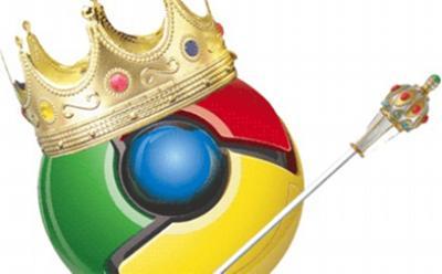Ανεβαίνει μόνο ο Chrome!