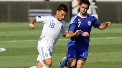 Ισραήλ-Ελλάδα 0-1
