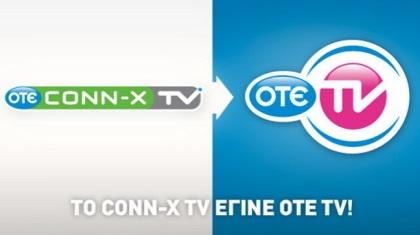 Ξεκίνησε τη δορυφορική εκπομπή το ΟΤΕ TV