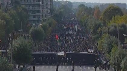 Ματαιώθηκε η στρατιωτική παρέλαση!