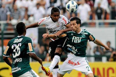 Corinthians e campeao!