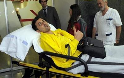 Δευτέρα χειρουργείται ο Βίγια