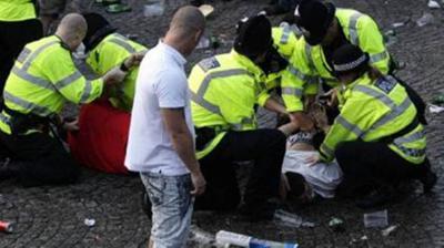 Μειώνονται οι συλλήψεις στα αγγλικά γήπεδα