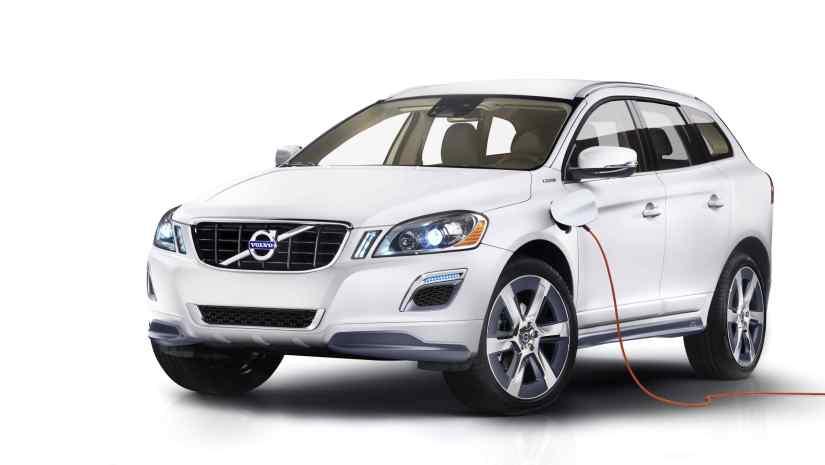 Υβριδικό Volvo XC60 plug-in...