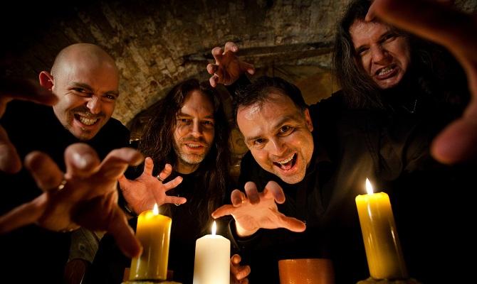 Για τρεις συναυλίες στην Ελλάδα οι Bind Guardian
