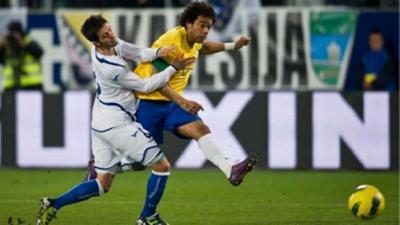 Φιλική νίκη για Βραζιλία (video)