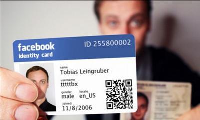 Έρχονται οι ταυτότητες Facebook