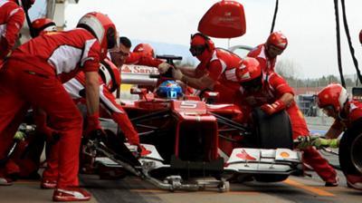 Δεν βλέπει βάθρο για τη Ferrari
