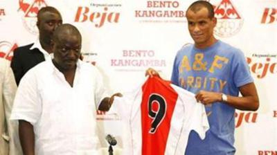 Χατ-τρικ ο Ριβάλντο στην Αγκόλα!