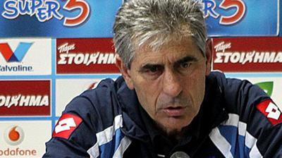 Αναστασιάδης: «Δεν έγινε σπουδαίο παιχνίδι»