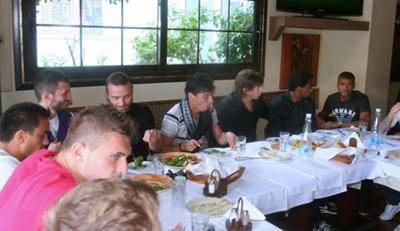 Γεύμα ενότητας στον ΠΑΟΚ