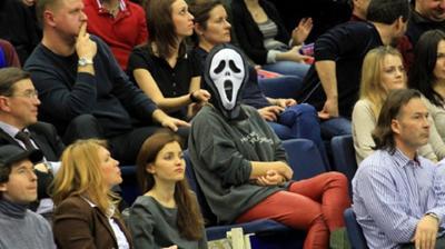 Επηρεασμένη από το… Scream η κυρία Κιριλένκο