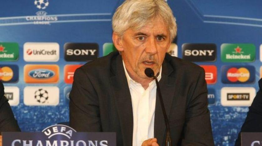Γιοβάνοβιτς: «Να κάνουμε το τέλειο παιχνίδι»