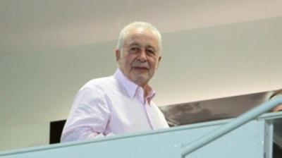 Συνελήφθη ο Σαχπατζίδης...
