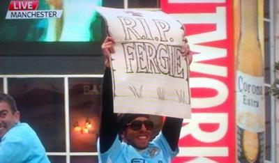 Τέβες: «Δεν απολογούμαι στον Φέργκιουσον»