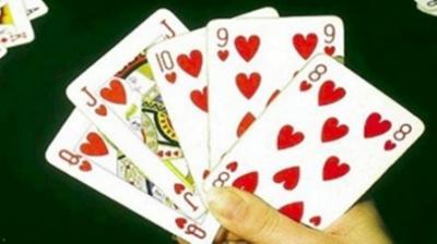 Όταν το πόκερ καταλήγει σε μπιρίμπα…