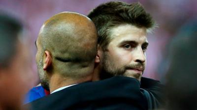 Πικέ:«Θα επιστρέψει ο Γκουαρντιόλα»