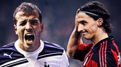 Χτύπησε Ιμπραΐμοβιτς και… το 'φχαριστήθηκε! (video)
