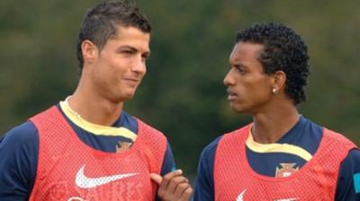 Νάνι: «Εγώ και ο Ρονάλντο είμαστε οι καλύτεροι»