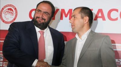 Μαρινάκης: «Διάλεξε όποιον θέλεις για 10άρι και θα τον πάρουμε»