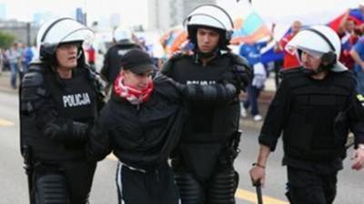 Απελάθηκαν Ρώσοι για τα επεισόδια