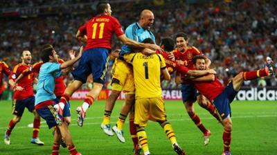 Και με μπάλα και με ανία, θα περνά η Ισπανία