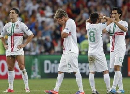 Ρονάλντο: «Πιο τυχερή η Ισπανία»