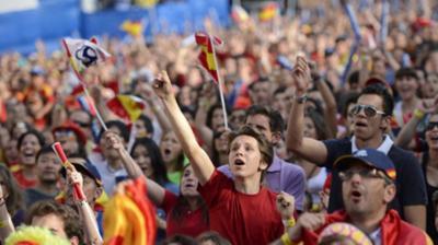Πρόστιμα UEFA σε Ισπανία και Ρωσία