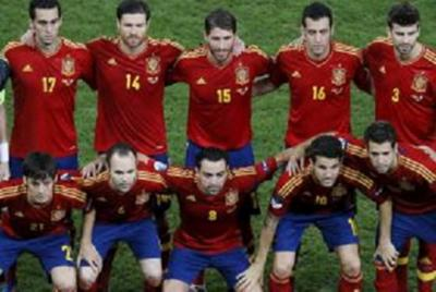 Ισπανο-κρατείται η 23άδα του Euro 2012