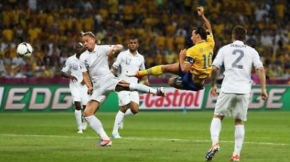 Τα 5+1 καλύτερα γκολ του Euro