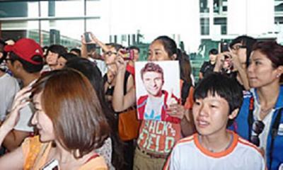 Αποθέωση για Μπάγερν στην Κίνα