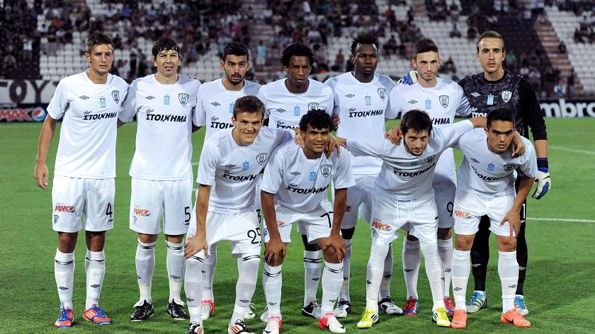 Ώρα… Euro-PAOK