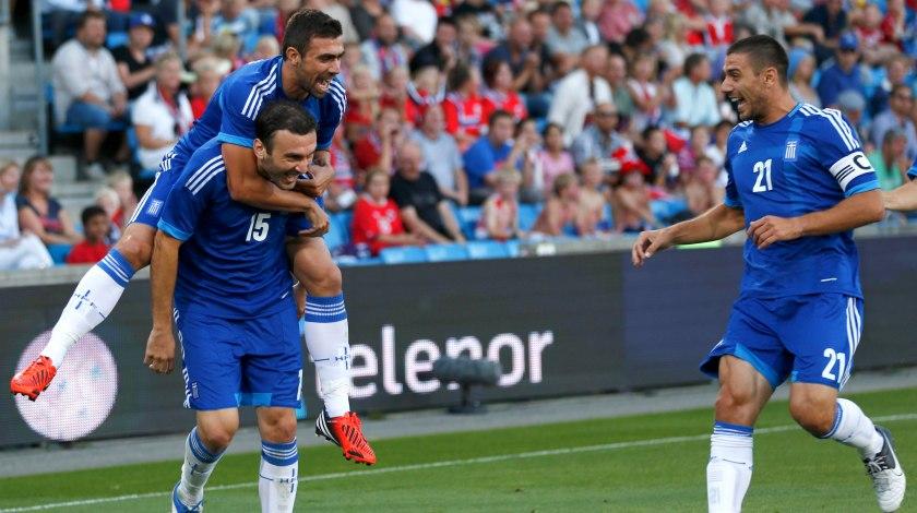 Νορβηγία-Ελλάδα 2-3 (τελικό)