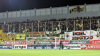 Με 1.000 οπαδούς στην Ξάνθη