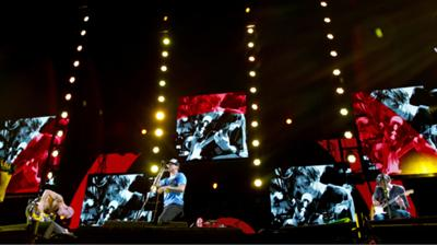Red Hot Chili Peppers: Live in Athens  (Review)