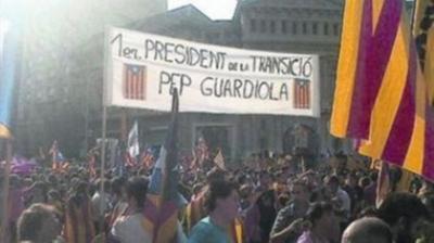 Θέλουν πρόεδρο της χώρας τον Γκουαρντιόλα!