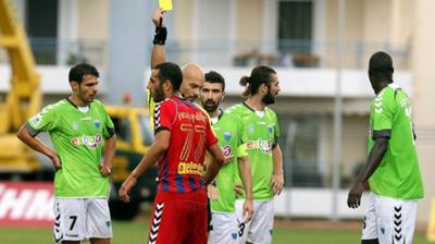 Λεβαδειακός-Βέροια 0-0 (Τελικό)