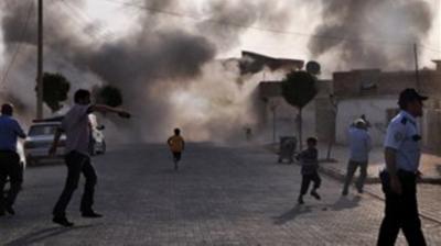 Νέοι βομβαρδισμοί στα σύνορα Συρίας - Τουρκίας