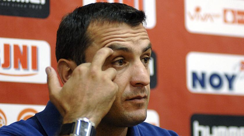 Την τύχη επικαλέστηκε ο Αρμένιος προπονητής