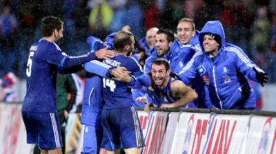 Η Σλοβακία ήταν καλύτερη, η Ελλάδα όμως είναι μεγάλη ομάδα