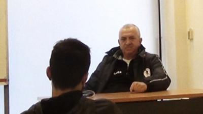«Δεν πάω στο γήπεδο, γιατί δεν παίζει ο Φετφατζίδης»