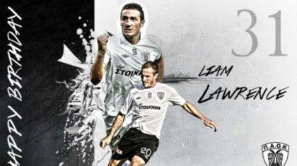 «Happy birthday, Liam»!