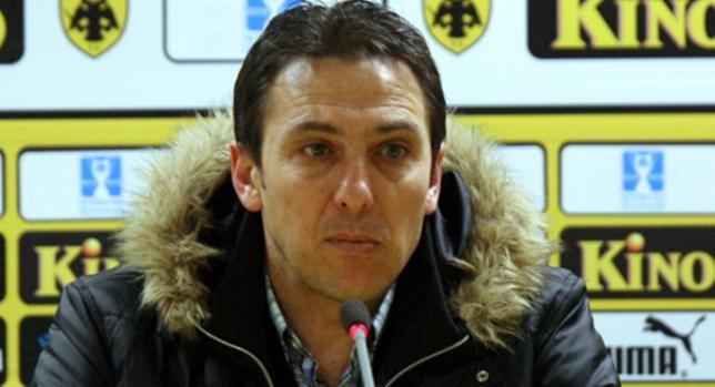 Παπαδόπουλος: «Δίκαια προκριθήκαμε κόντρα στην ΑΕΚ»