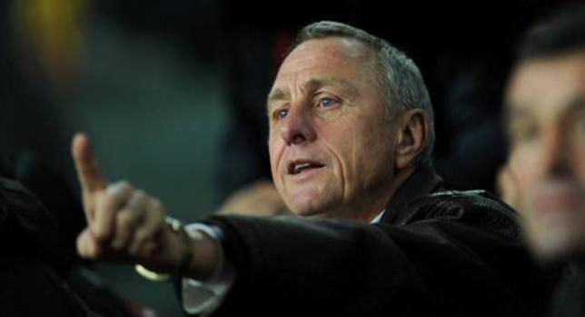 Κρόιφ: «Δεν θα επηρεαστεί η Μπαρτσελόνα»